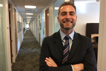 Water Power Technologies Office Director Alejandro Moreno