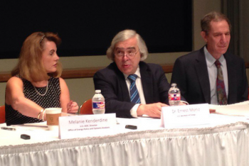 University of Texas Leadership Panel short