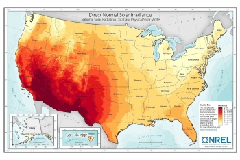 Direct Normal Solar Irradiance