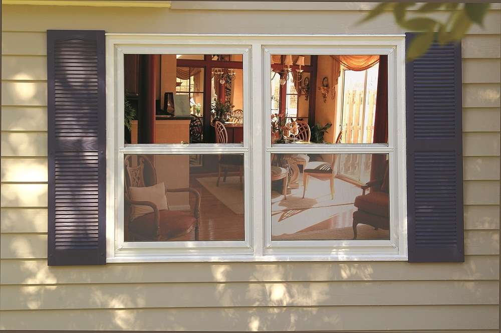 Exterior Home Windows farm house style home winnetka il in marvin windows james hardie siding farmhouse Installing Storm Windows Will Lower Your Energy Bill While Keeping Your Home Warm In The Winter