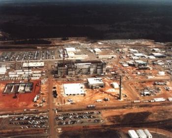 November 8, 1983: Defense Waste Processing Facility