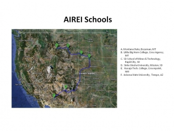 American Indian Research and Education Initiative (AIREI)