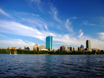 Boston is the largest city in New England and one of the oldest in the United States. Home to sixty colleges and universities, world-renowned medical facilities, nationally competitive professional sports teams, and thriving music and arts scene, Boston is a cultural hub and leader in innovation. | Photo courtesy of the City of Boston.
