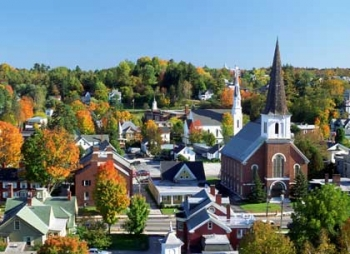The City of Montpelier, Vermont, has the distinction of being the smallest state capital in the United States with a population of just over 8000 people. Sitting east of the Green Mountains, Montpelier serves as a cultural and economic hub and features a vibrant, close-knit community and a friendly, scenic atmosphere. │ Photo courtesy of Cogeneration & On-Site Power Production Magazine.