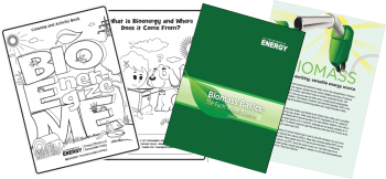 Educational Resources: Bioenergy in the Classroom