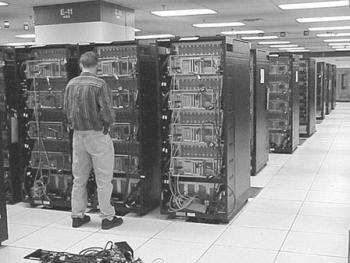 August 15, 2001: IBM ASCI White