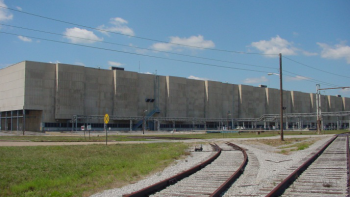 Paducah C-333 Process Building