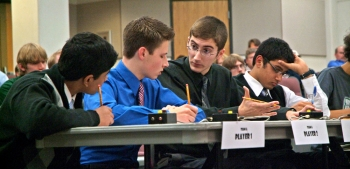 The West Kentucky Regional Science Bowl sponsored by DOE brings teams from all over the region to vie for the opportunity to compete at the National Science Bowl in Washington, D.C.