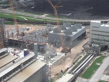 The project will demonstrate Mitsubishi Heavy Industries' (MHI) CO2 capture technology at an existing coal-fired power plant.