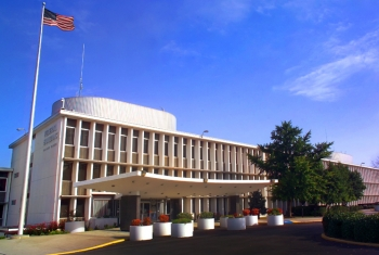 The Oak Ridge Office of Environmental Management is located in the Joe L. Evins Federal Building in Oak Ridge, Tennessee.