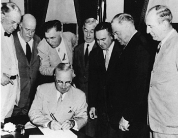 August 1, 1946: Atomic Energy Act