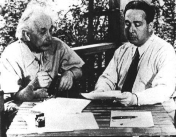 August 2, 1939: Einstein's Letter