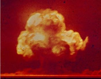 July 16, 1945: Trinity Test