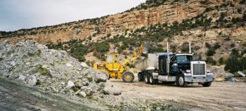Abandoned Mine Reclamation, Uravan Mineral Belt, Colorado