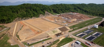Oak Ridge has an onsite CERCLA disposal facility, the Environmental Management Waste Management Facility, that reduces cleanup and transportation costs.
