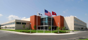 The Jack Case Center at the Y-12 National Security Complex.