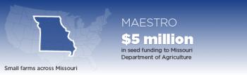 MAESTRO HELPS SMALL MISSOURI FARMS SAVE BIG