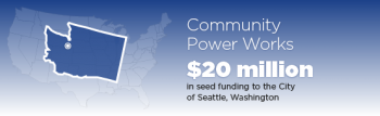 SEATTLE HELPS COMMUNITIES POWER BUILDINGS EFFICIENTLY