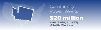 SEATTLE HELPS COMMUNITIES POWER BUILDINGS EFFICIENTLY
