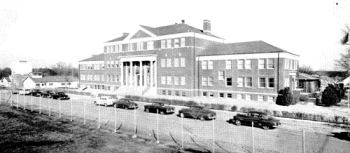 The Bartlesville Energy Technology Center, Bartlesville, Oklahoma, circa 1937.
