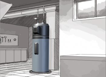 Is your water heater the right size for you house?   Photo credit ENERGY STAR®