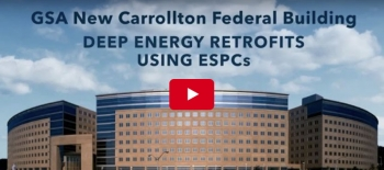 Watch a video success story detailing deep energy retrofits achieved through an $45M Energy Savings Performance Contract.