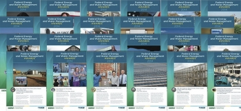 Read the success stories behind the 2014 Federal Energy and Water Management Award winners. You can print out and display posters to inspire energy efficiency in your agency.
