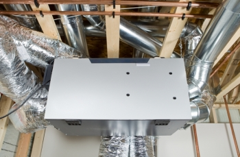Image of a heat exchanger. | Photo from iStockphoto.com