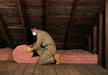 Insulation and Air Sealing Products and Services