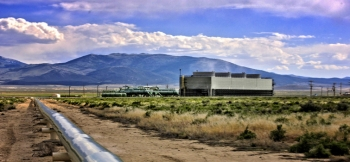 The United States of America continues to generate the most geothermal electricity in the world: more than 3.5 gigawatts, predominantly from the western United States. That's enough to power about three and half million homes! Pictured above, the Raft River geothermal plant is located in Idaho. Source: Geothermal Resources Council