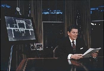 March 23, 1983: Strategic Defense Initiative (SDI)