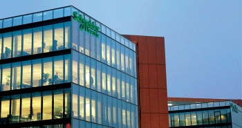 Schneider Electric operates six R&D facilities; six distribution centers; 40 manufacturing facilities; and several hundred sales, service, and business centers across the United States.<br /><em>Courtesy of Schneider Electric</em>