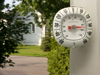 Simple and inexpensive actions can help you save energy and money during the warm spring and summer months. | Photo courtesy of iStockphoto.com/eyedias.