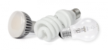 "When it comes to lighting options, you have a number of choices. | Photo courtesy of <a href=""http://www.flickr.com/photos/mncerts/6882037149/in/photostream/"">Clean Energy Resource Teams</a>."
