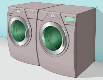 Save energy and more with ENERGY STAR. ENERGY STAR clothes washers use 20% less energy to wash clothes than standard washing machines.