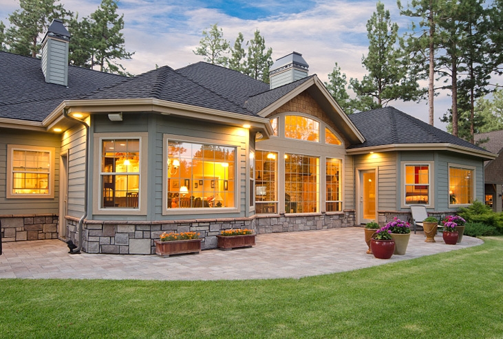 Perfect Energy Efficient Indoor And Outdoor Lighting Design Focuses On Ways To  Improve Both The Quality Great Ideas