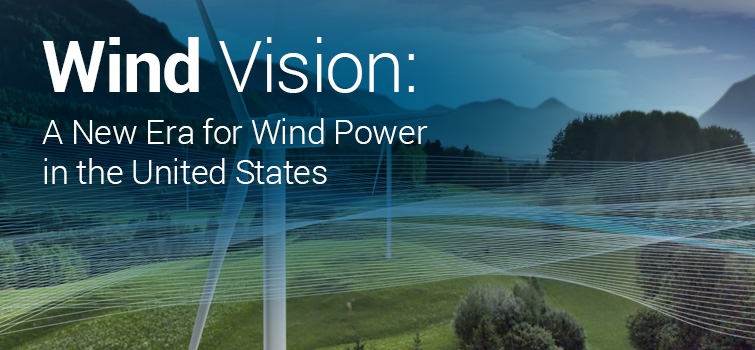 Wind Vision | Department of Energy