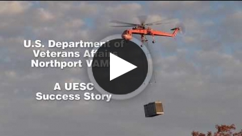 U.S. Department of Veterans Affairs Northport VAMC: A UESC Success Story