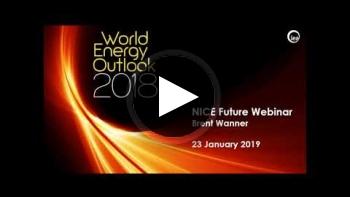 World Energy Outlook Report