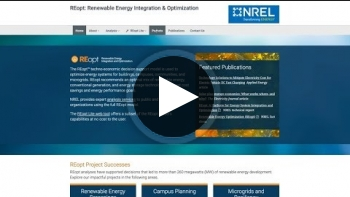 Unlock Expert Energy Analysis with REopt Lite