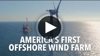 Offshore Wind Arrives in America
