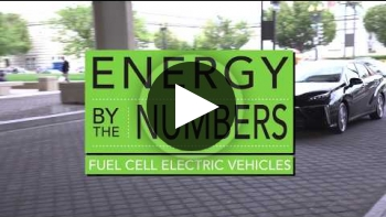 Energy By The Numbers: Fuel Cell Electric Vehicles
