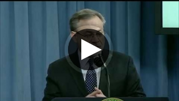 Deputy Secretary of Energy Dan Brouillette discusses NNSA's role in the Nuclear Posture Review
