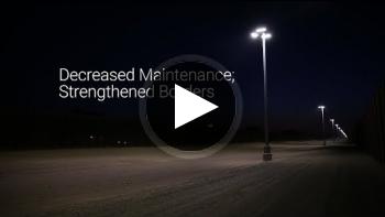 Decreased Maintenance; Strengthened Borders