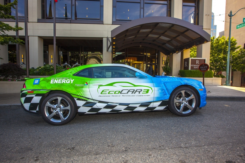 The Ohio State University Wins Year One of North American EcoCAR 3 Competition – Defending Their EcoCAR 2 Title
