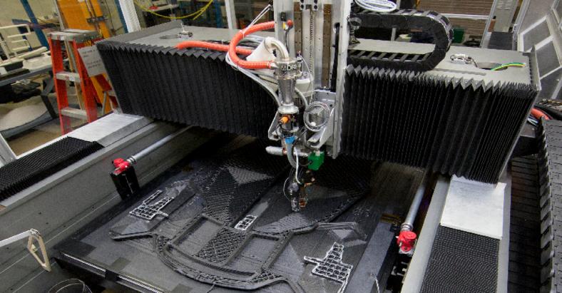 Big Area Additive Manufacturing