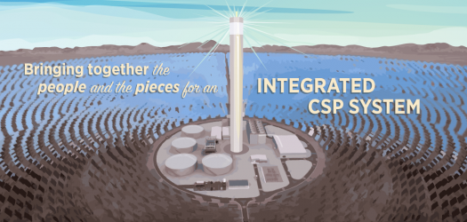 Generation 3 Concentrating Solar Power Systems (Gen3 CSP