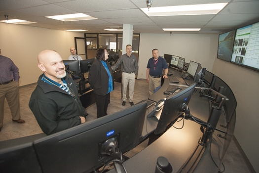 New Hanford Network Operations Center Opens for Business