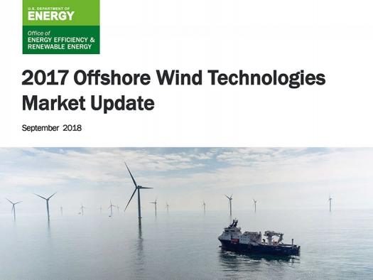 2017 Offshore Wind Technologies Market Update | Department