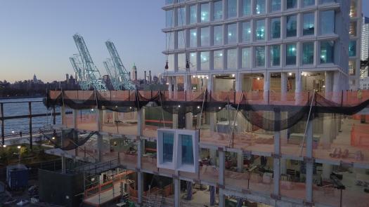 EERE Success Story—Making Precast Concrete Façades with 3D